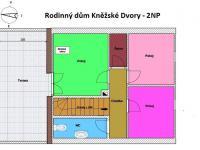 RD České Budějovice, prodej - Prodej domu v osobním vlastnictví 152 m², České Budějovice