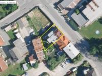 Satelitní snímek - Prodej domu v osobním vlastnictví 178 m², Strakonice