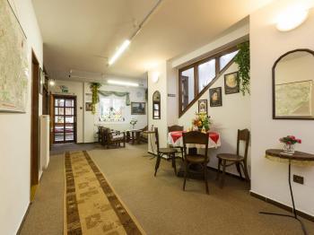 recepce - Prodej penzionu 750 m², Český Krumlov