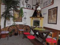 krytá venkovní terarsa - Prodej hotelu 750 m², Český Krumlov
