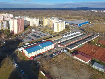 Prodej komerčního objektu 1164 m², České Budějovice