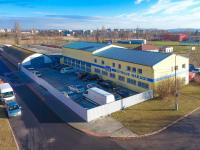 Prodej komerčního objektu (obchodní centrum), 1164 m2, České Budějovice