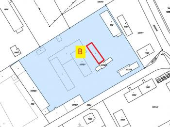 Pronájem komerčního objektu 160 m², Týn nad Vltavou