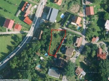 Prodej pozemku 1864 m², Staré Hodějovice