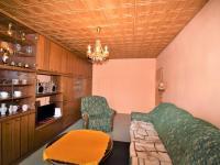 Obývací pokoj - Prodej bytu 2+1 v družstevním vlastnictví 68 m², České Budějovice