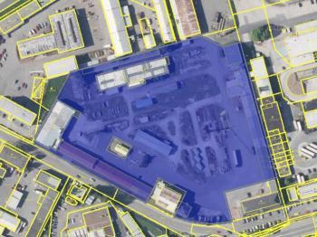 Pronájem komerčního objektu 1500 m², Strakonice