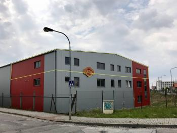Pronájem komerčního objektu 111 m², České Budějovice