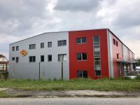 Pronájem komerčního objektu 260 m², České Budějovice