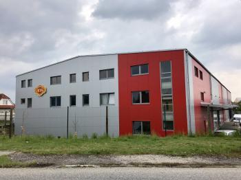Pronájem komerčního objektu 257 m², České Budějovice