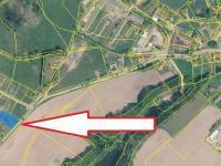 Prodej pozemku, 1020 m2, Horní Skrýchov
