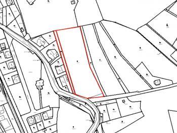 Prodej pozemku 7254 m², Volyně
