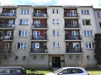 Byt 3+1 Mírová, Strakonice - Prodej bytu 3+1 v osobním vlastnictví 72 m², Strakonice