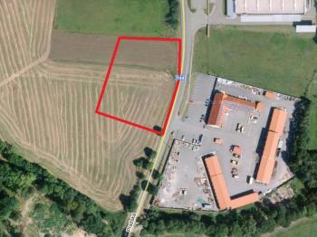 Prodej pozemku 6533 m², Vlachovo Březí