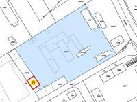 Poloha prostor v areálu - Pronájem komerčního objektu 165 m², Týn nad Vltavou