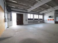 Hala uvnitř - Pronájem komerčního objektu 165 m², Týn nad Vltavou