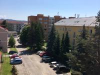 ul. B Smetany - Č. Budějovice 3, byt 2+kk - pohled z terasy - Pronájem bytu 2+kk v osobním vlastnictví 60 m², České Budějovice