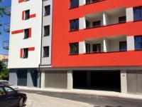 ul. B Smetany - Č. Budějovice 3, byt 2+kk - pohled na dům - Pronájem bytu 2+kk v osobním vlastnictví 60 m², České Budějovice