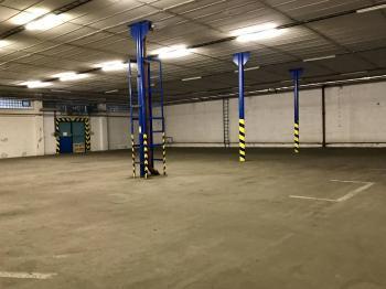 pronájem komerční skladové prostory České Budějovice - Pronájem komerčního objektu 2150 m², České Budějovice