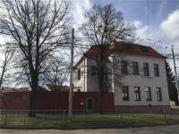 Pohled na budovu - Prodej komerčního objektu 671 m², České Budějovice