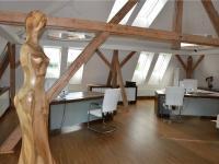 Jednací místnost v půdní vestavbě - Prodej komerčního objektu 671 m², České Budějovice