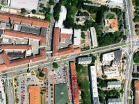Pronájem bytu 3+KK ul. Komenského České Budějovice - lokalita - Pronájem bytu 3+kk v osobním vlastnictví 76 m², České Budějovice