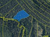 Prodej pozemku, 6258 m2, Římov