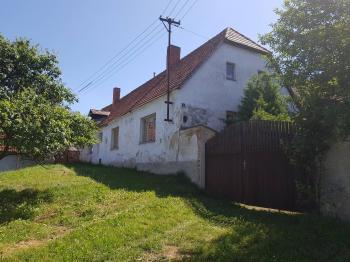 Prodej domu v osobním vlastnictví 120 m², Strunkovice nad Blanicí