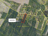 Prodej pozemku, 3878 m2, Dobev