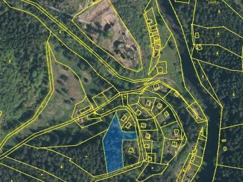 Prodej pozemku 933 m², Kájov