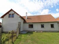 pohled na dům ze zahrady - Prodej domu v osobním vlastnictví 234 m², Dolní Třebonín