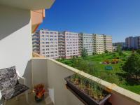 Pohled z obývacího pokoje  - Prodej bytu 5+1 v osobním vlastnictví 99 m², České Budějovice