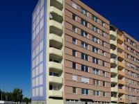 Celkový pohled na dům  - Prodej bytu 5+1 v osobním vlastnictví 99 m², České Budějovice
