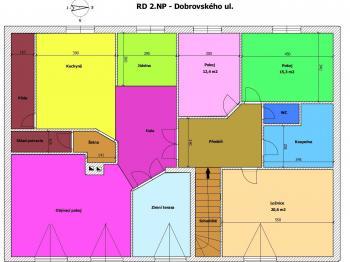 Prodej bytu 4+1 v osobním vlastnictví, 145 m2, České Budějovice
