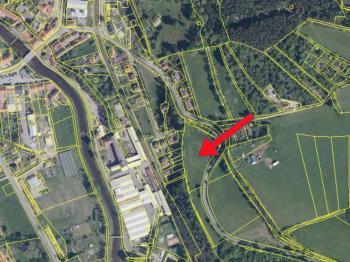 Pronájem pozemku 5838 m², Volyně