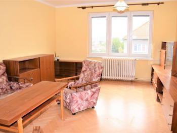 Obývací pokoj - Pronájem bytu 3+1 v osobním vlastnictví 72 m², Písek