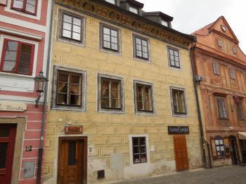 Prodej bytu 2+1 v osobním vlastnictví, 75 m2, Český Krumlov