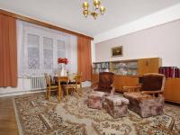 Obývací pokoj  2.NP - Prodej domu v osobním vlastnictví 320 m², České Budějovice