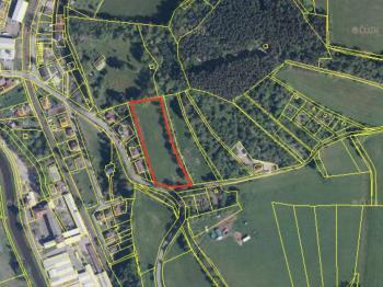 Pronájem pozemku 5000 m², Přechovice