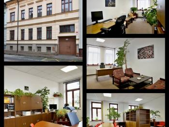 Pronájem obchodních prostor 100 m², České Budějovice