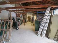 Sklad uvnitř - Pronájem komerčního objektu 310 m², Blatná