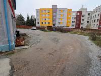 Parkovací plocha - lze rozšířit - Pronájem komerčního objektu 310 m², Blatná