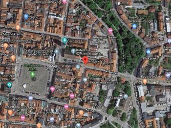 Pronájem kancelářských prostor 93 m², České Budějovice