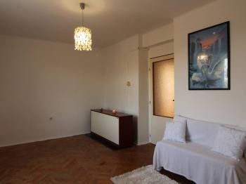 obývací pokoj - Prodej bytu 2+1 v osobním vlastnictví 63 m², Bavorov