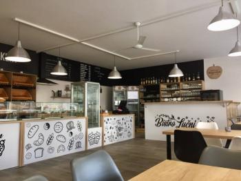 Bistro - U Lučního jezu - bar  - Pronájem komerčního objektu 148 m², České Budějovice