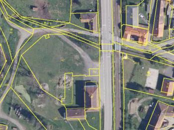 Pronájem pozemku 1500 m², Přechovice
