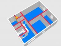Pronájem bytu 3+1 v osobním vlastnictví 63 m², Strakonice