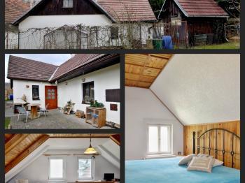 Prodej domu v osobním vlastnictví, 150 m2, Horní Stropnice