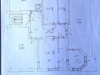 půdorys 3.np (Prodej domu v osobním vlastnictví 746 m², Krnov)