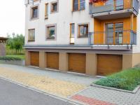garáž (Prodej bytu 4+kk v osobním vlastnictví 93 m², Ostrava)