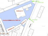 mapa (Pronájem komerčního objektu 4500 m², Karviná)